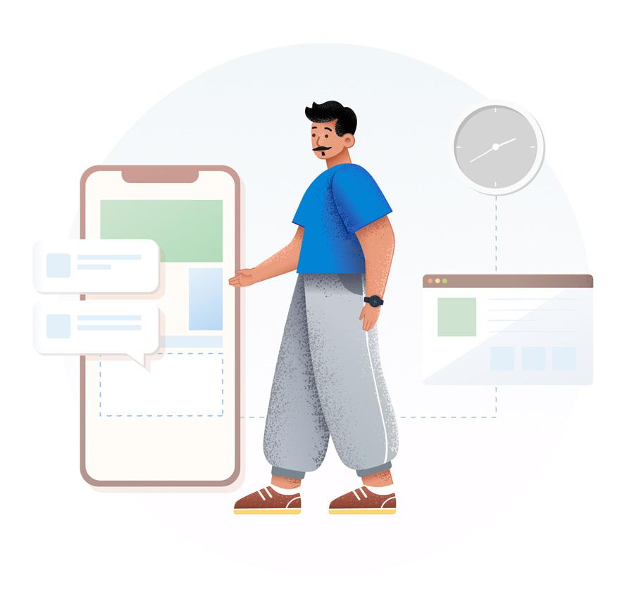 Mohammad Rahighi UI design phase